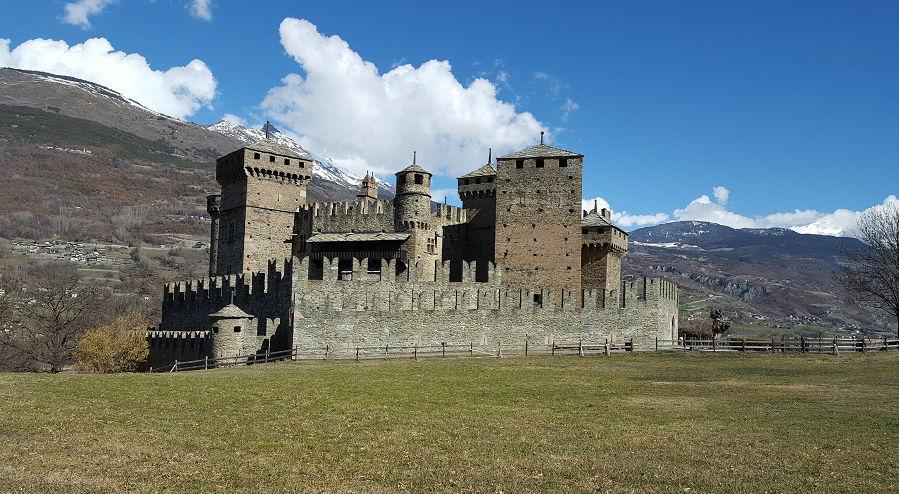 Stadtführungen- Aosta