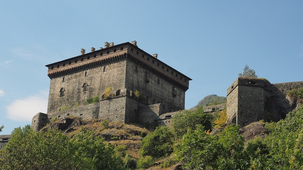 Burg Verres
