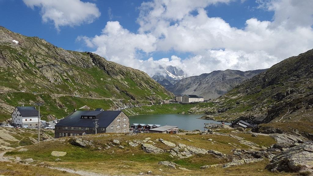 Sankt Bernhard Pass