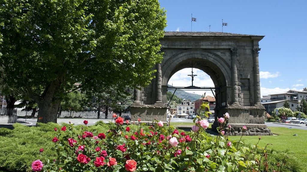 Altstadt Aosta