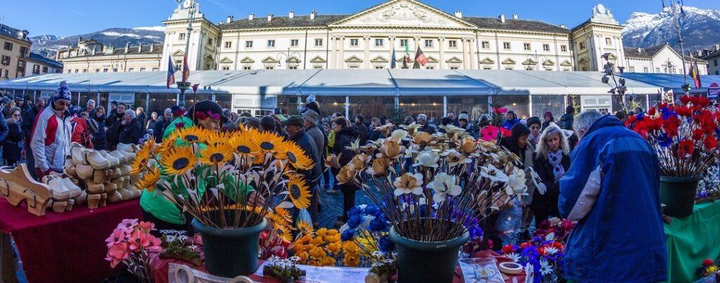 Sant'Orso Jahrmarkt